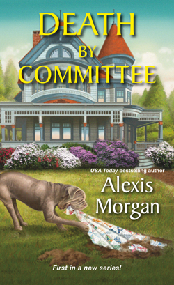 alexis morgan's Death by Committee