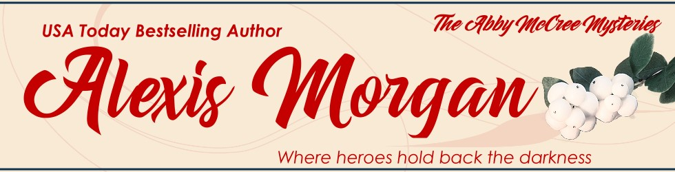 alexis morgan's abby mccree mysteries