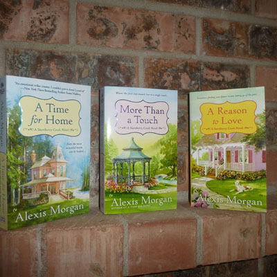 snowberry creek books by alexis morgan