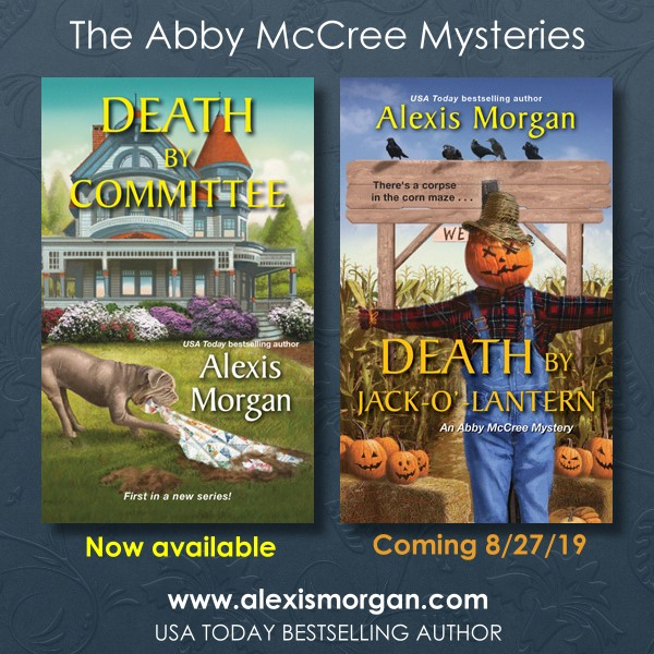 alexis morgan's abby mccree mystery series